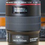 春の撮影に向けてCanon EF100mm F2.8L マクロ IS USMを購入&ちょっとレビュー